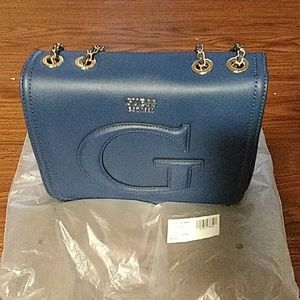 Guess navy bag